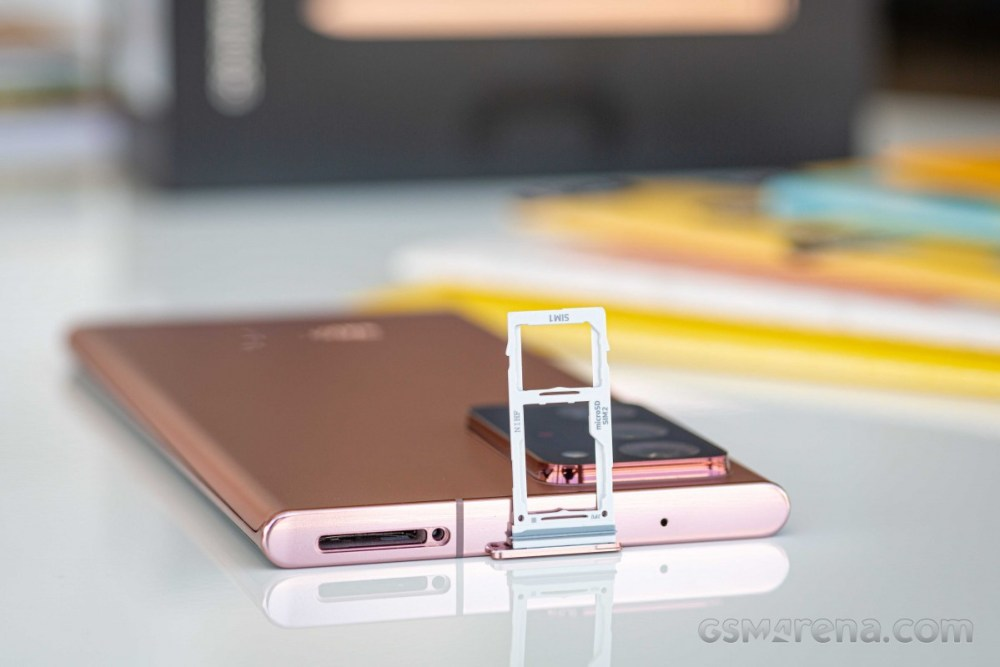 Samsung Galaxy Note20 Ultra now has eSIM support for T-Mobile