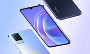 vivo V21 series unveiled with 44MP selfie camera with OIS and LED flash