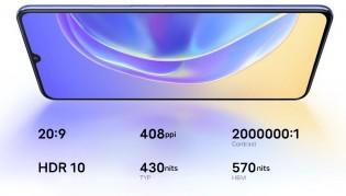 Standard 60 Hz for the V21e