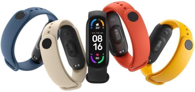 Xiaomi Mi Smart Band 6 gets sleep breathing quality monitor with new update