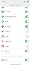 Notifications - Xiaomi Mi Smartband 6 review