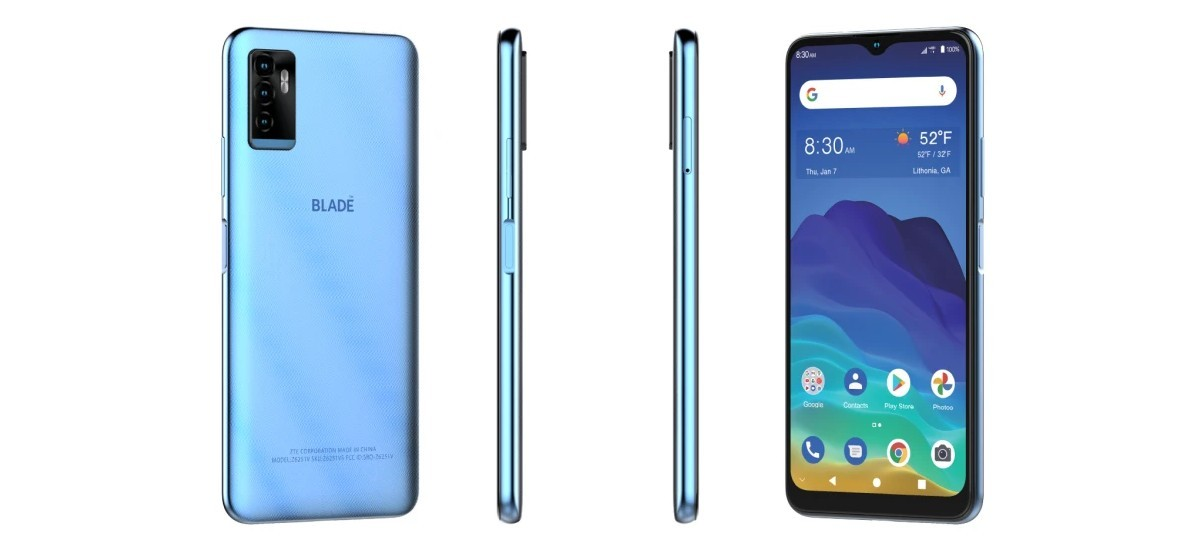 ZTE Blade 11 Prime hits some carriers in the US with under $200 price