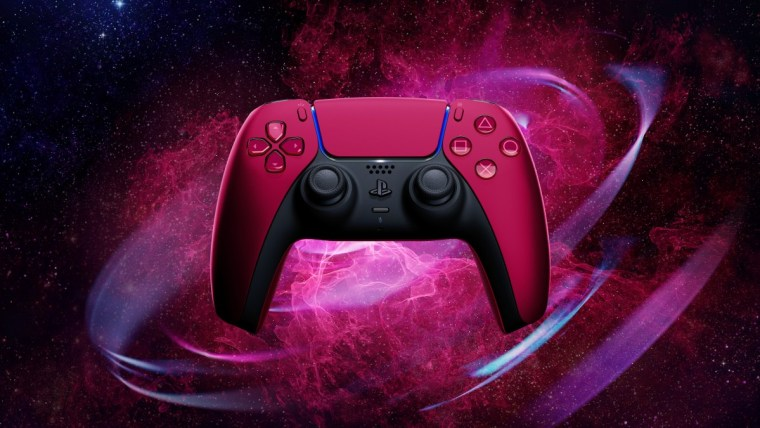 Sony adds new black and red color options for the PS5 DualSense controller