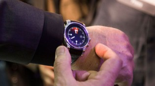 An LG webOS smartwatch that could unlock, start and even lend an Audi car with your friends