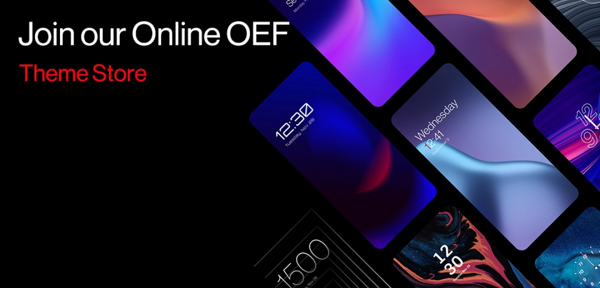 OxygenOS 12 could bring its own OnePlus Theme Store