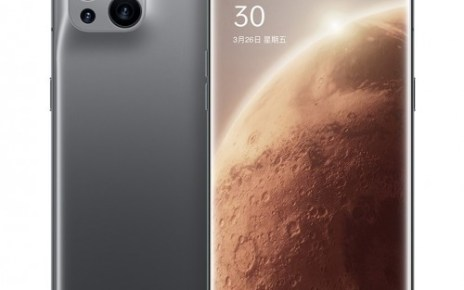 Oppo Find X3 Pro Mars Exploration Edition announced