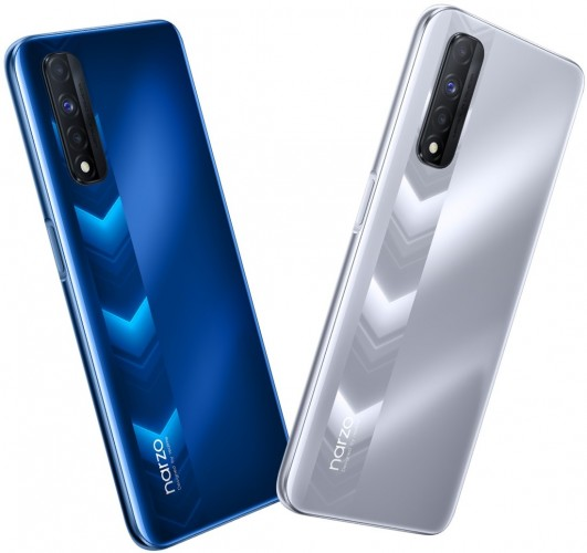 Realme Narzo 30 announced: Helio G95, 90Hz screen, and 5,000 mAh battery