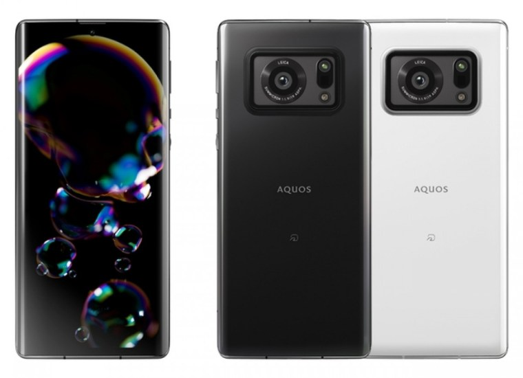 """Sharp Aquos R6 is a flagship with one camera and a huge 1/1"""" sensor"""