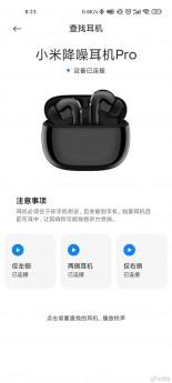 Xiaomi Mi FlipBuds Pro features