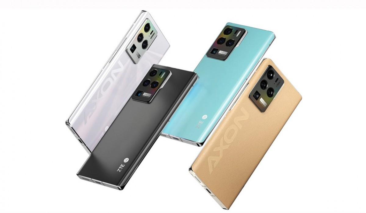 ZTE Axon 30 Ultra akan melakukan pre-order mulai 27 Mei