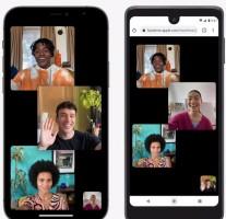 Tautan FaceTime memungkinkan Anda berbagi panggilan FaceTime grup.
