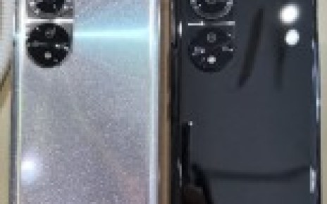 Honor 50 live video and photos leak