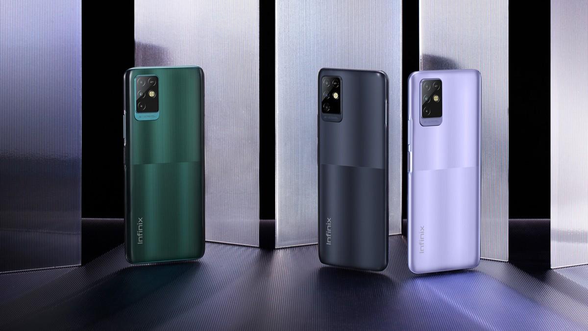 Infinix Note 10 dan Note 10 Pro diluncurkan di India