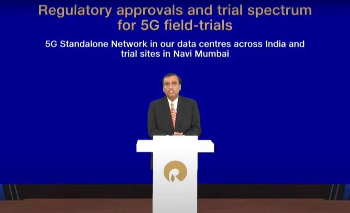 Jio mengumumkan akan segera meluncurkan jaringan 5G pertama di India, sudah melakukan uji lapangan