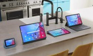 Lenovo Yoga Tab 13 goes global, the smaller and cheaper Yoga Tab 11 and Tab P11 Plus join it
