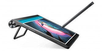 The Lenovo Precision Pen 2 is supported (sold separately)