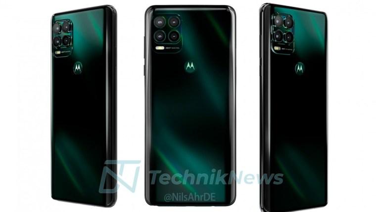 Motorola Moto G Stylus 5G specs leak, Snapdragon 480 and 5,000 mAh battery