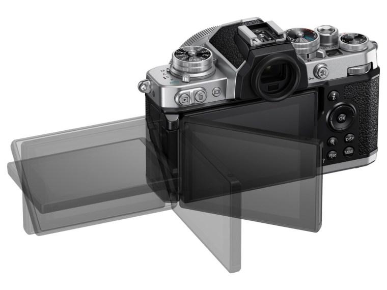 Nikon announces Z fc mirrorless camera with retro design