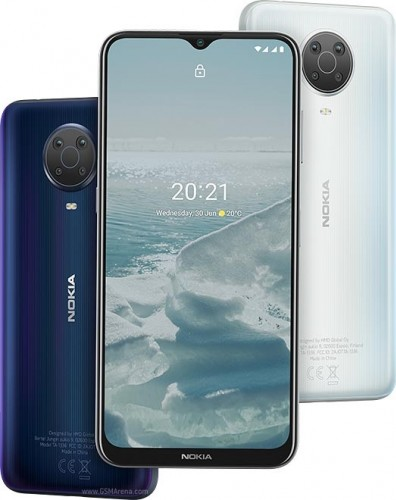 Nokia G20 arrives in the US for $199