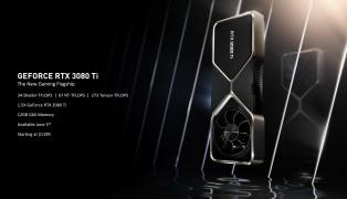Nvidia GeForce RTX 3080 Ti and 3070 Ti key specs