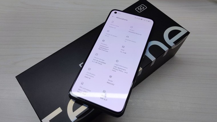 Realme GT is officially confirmed to be on its way to Europe, shocking price rumored