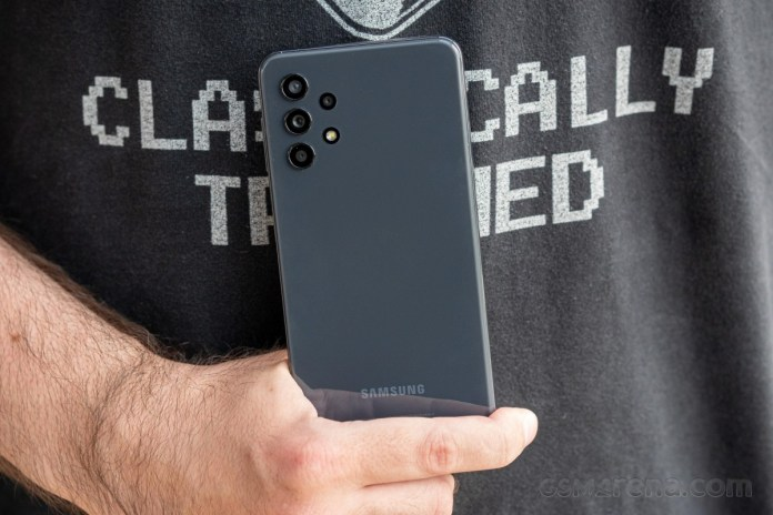Samsung Galaxy A32 5g In For Review Gsmarena Com News