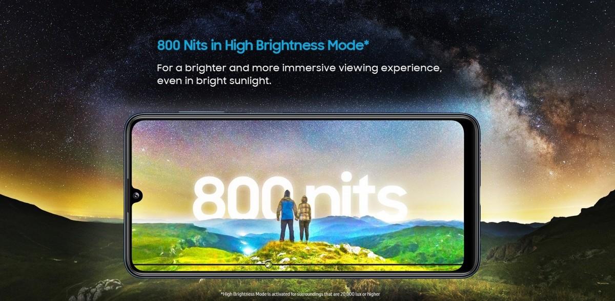 Samsung Galaxy M32 resmi dengan 90Hz AMOLED dan baterai 6.000 mAh