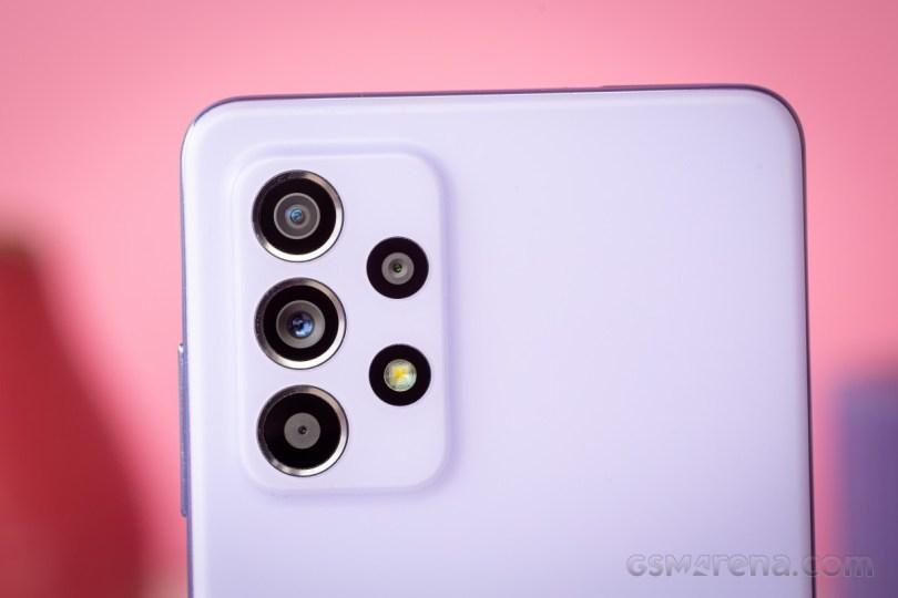 Samsung Galaxy M52 5G camera specs leaked
