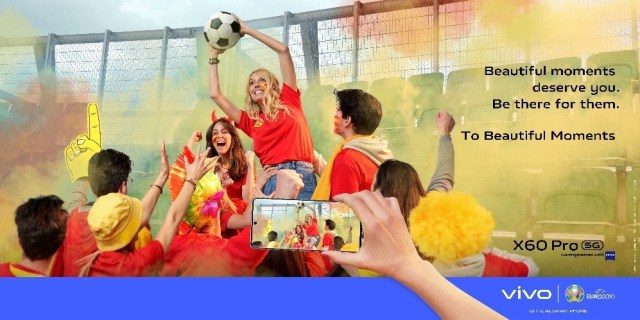 vivo debuts its campaign for EURO 2020, asks you to put down your phone and enjoy the moment