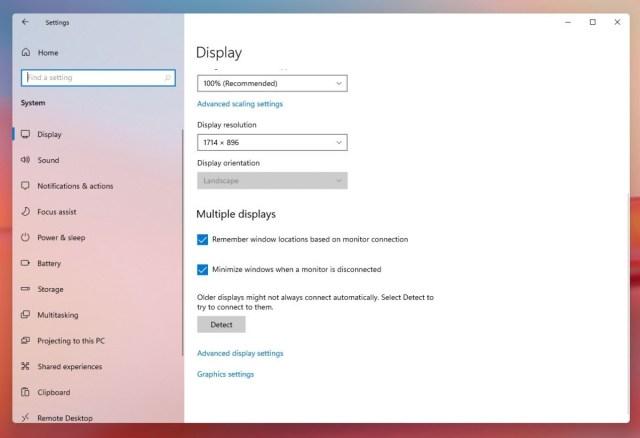 Windows 11 will finally introduce advanced multi-monitor settings