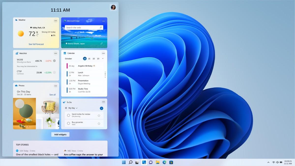 Microsoft mengumumkan Windows 11 dengan UI yang diperbarui dan dukungan aplikasi Android