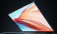 Xiaomi Mi Notebook Pro X debuts with 3.5K OLED display, 35W Intel CPU