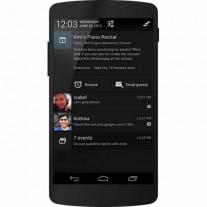 Fitur Android Jelly Bean: Notifikasi yang dapat diperluas dengan tombol