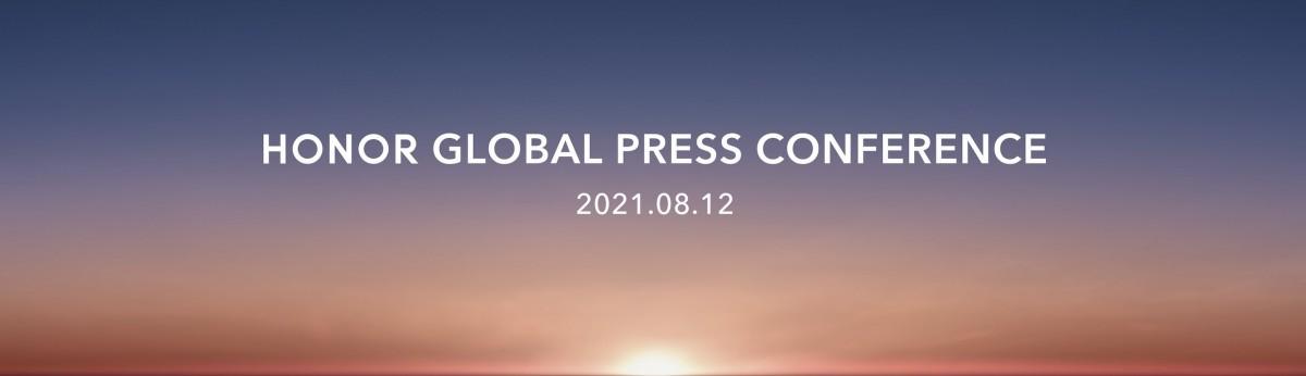Honor mengadakan konferensi pers global pada 12 Agustus
