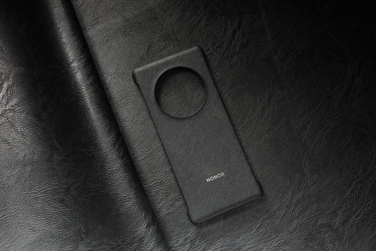 Gambar resmi pertama dari casing pelindung Honor Magic3