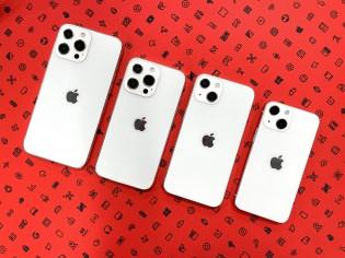 Apple iPhone 13 dummies