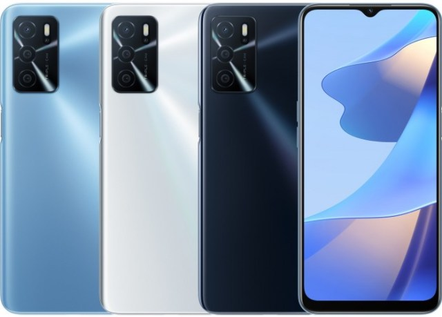 Oppo A16 goes official with Helio G35 and 5,000 mAh battery