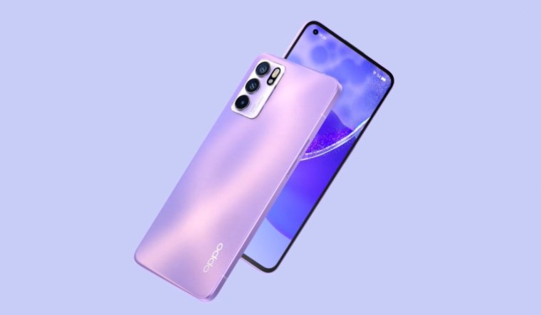 Oppo Reno6 5G now available in Purple color, Reno6 Z launching on July 21