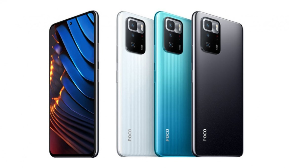 Poco X3 GT announced with Gorilla Glass Victus display and Dimensity 1100 chipset