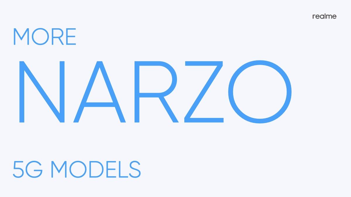 Realme menjanjikan ponsel 5G yang lebih murah untuk India, lebih banyak model Narzo dan GT masuk