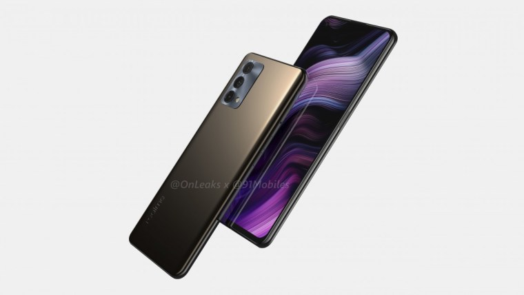 Realme GT Master Edition appears in fresh renders complete with specs