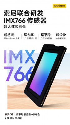 IMX 766 and 19GB RAM posters