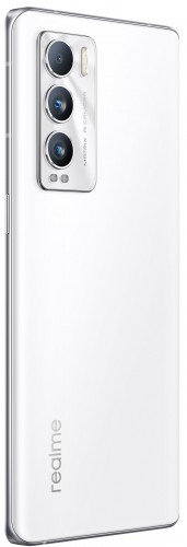 Realme GT Master Explorer Edition white color variant teased in official images