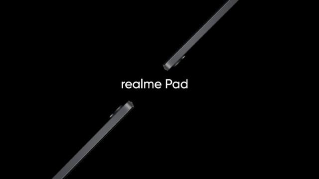 Penggoda resmi Realme Pad