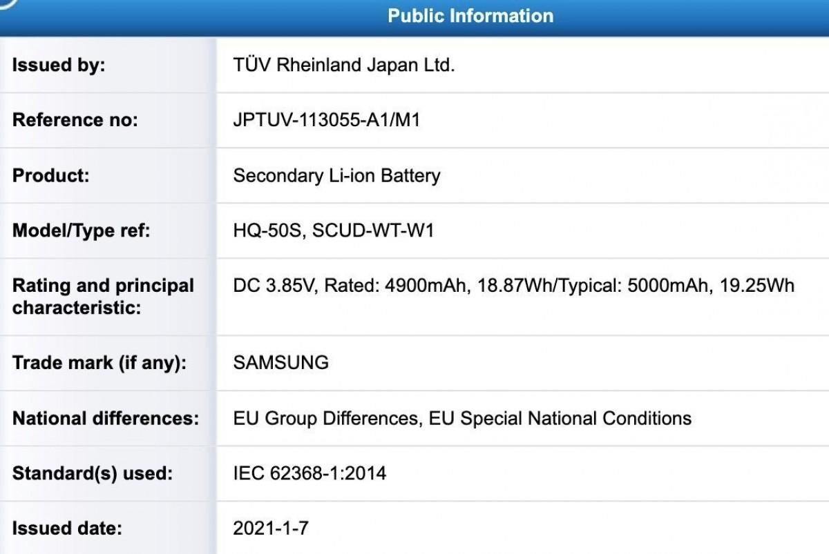 Samsung Galaxy A03s mendapat lampu hijau FCC, mengungkapkan kapasitas baterai