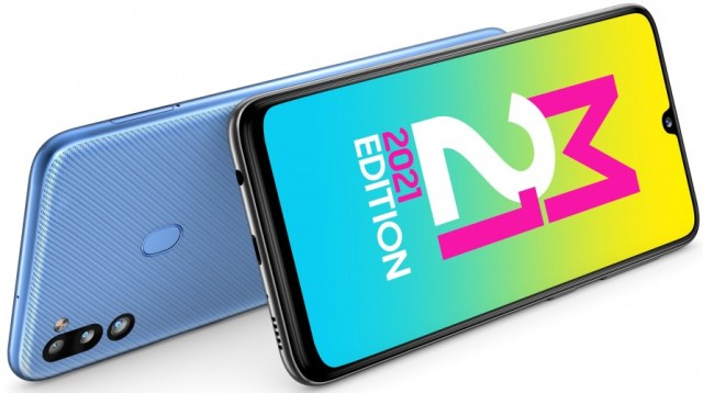 Samsung Galaxy M21 2021 Edition announced with 48MP triple camera and 6,000 mAh battery