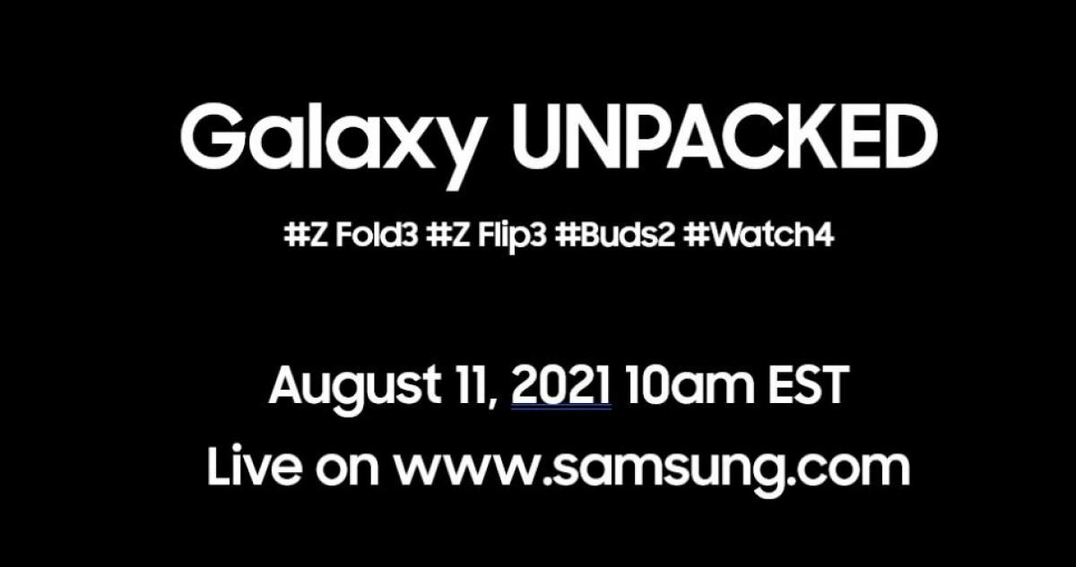 Kebocoran terbaru menunjukkan kepada kita semua produk yang akan diumumkan Samsung pada 11 Agustus dalam berbagai warna