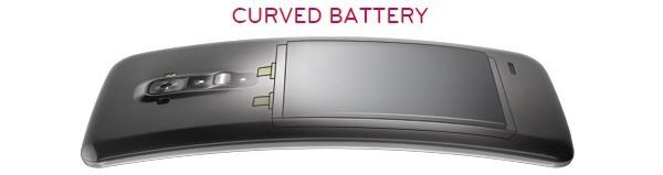 LG mengembangkan baterai fleksibel dan melengkung untuk G Flex