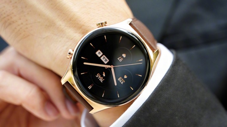 Honor Watch GS 3 appears in official live images confirming key features