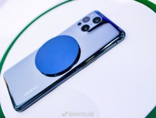 Oppo's slim 20W MagVOOC adapter